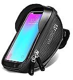 LT-19-Wasserdichte Fahrrad Lenkertasche für alle Smartphones unter 6,5 Zoll – Handyhalterung zur...