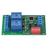 NITRIP-Stromüberwachungsrelais, RTU- und AT-Befehl 2 C H RS485-Relais SPS-Steuerung UART Serial...