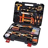 Industriewerkzeuge STT-046d Multifunktions-Haushalt 46-teiliges Elektriker Reparatur Toolbox Set...