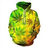 Jungen Mädchen Persönlichkeit 3D Grafik Hoodies Paar Hoodies Sweatshirt Pullover 3D-Druck Unisex...
