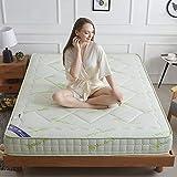 ZDiane Tatami-matratze, Japanisch-Stil Folding Gedächtnisschaum Bodenmatratze Futon Mat Verdickte...