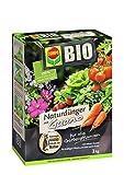 COMPO BIO Naturdünger mit Guano für alle Gartenpflanzen, 3 kg