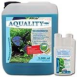 AQUALITY Aquarium Wasseraufbereiter (GRATIS Lieferung in DE - Macht aus Leitungswasser...
