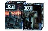 EXIT - Das Spiel: Der Friedhof der Finsternis + Die unheimliche Villa (Level: Fortgeschrittene),...