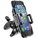 Beikell Handyhalterung Fahrrad, 360° Drehbarer Universal Motorrad Handyhalter - für iPhone...