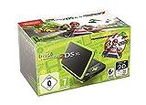 New Nintendo 2DS XL Schwarz + Apfelgrn inkl. Mario Kart 7