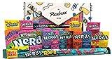 Picaboxx Wonka Nerds Geschenkbox für amerikanische Süßigkeiten - 12 Produkte Sparpaket |...