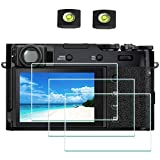 X100V Displayschutzfolie für Fujifilm X100V Fuji Film Digitalkamera [3er Pack] mit...