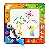 Wasser Doodle Mat Aqua-Gekritzel-Zeichnungs-Matte for Kinder, Aqua Doodle Pad Lernspielzeug Coloring...