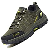 Unitysow Wanderschuhe Trekking Schuhe Herren Damen Sports Outdoor Hiking Sneaker Atmungsaktiv...