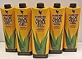 Aloe Vera Forever Living Gel, 5 x 1000 ml