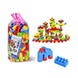 Kinder-Spielzeug Kreative und pädagogische Alternative zu 240-teiligen ineinandergreifenden...