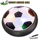 Eyscoco Air Power Fußball Hover Ball,Fußball Spiel Spielzeug,Mit Weichen Schaumstoff-Stoßstangen...