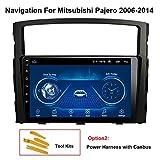 KEYI Autoradio Auto GPS Navigation Fahrzeug 9 Zoll Android 8.1 Lenkradsteuerung Autoradio für...