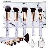 HEYMKGO Make up Pinsel Set Professionelles kabuki foundation pinselset makeup, weich und...