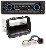 caraudio24 Blaupunkt Denver 212 DAB BT DAB Bluetooth USB MP3 Autoradio für Kia Carens 4 (RP, ab...