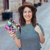 Chirsemey Color Lattice Kameratasche Tasche Kompatibel Für Polaroid Mini8 / 8 + / 9 Tragbare...