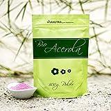 VivaNutria Bio Acerola Pulver 500g I natürliches Vitamin C Pulver als Acerola Frucht-Pulver für...