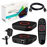 MAG 324w2 original Infomir & HB-DIGITAL IPTV Set TOP Box Multimedia Player Internet TV IP Receiver...