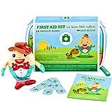 Reisebaby-Erste-Hilfe-Set von Yellodoor | 68-Piece MEDICAL GRADE Erste-Hilfe-Tasche für Kinder,...