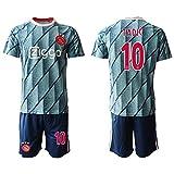 Fußball Jersey Kids Fußball Trikotset - New Jersey Sportlers Startseite Replica Jersey Fans...