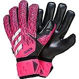 adidas Herren Torwarthandschuhe Predator Match Fingersave Shock Pink/Collegiate Purple/Black/White...