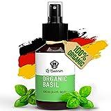 LE CUISINIER Veganes Basilikum Extrakt Haare - zur Haarkur und Haarpflege, Natürliches Hair Growth...