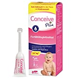 Conceive Plus Fruchtbarkeitsgleitmittel, bei Kinderwunsch gleitmittel, 8 vorgefüllte Applikatoren