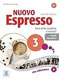 Nuovo Espresso 3 - einsprachige Ausgabe: corso di italiano / Buch mit Code