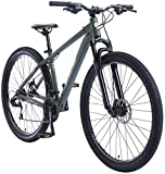 BIKESTAR Hardtail Aluminium Mountainbike Shimano 21 Gang Schaltung, Scheibenbremse 29 Zoll Reifen |...