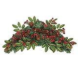 Motto.H 60 cm Big Pinecone Weihnachtsgirlande, künstlich, hängend, dekorativ, Zubehör für die...