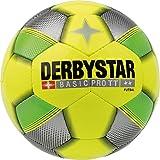 Derbystar Basic Pro TT Futsal, 4, gelb grün silber, 1094400594