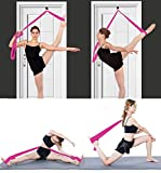 MINGZJ Streching Beinspreizer, Einfache Installation an der Tür Yoga-Gürtel,Dehnungsband für...