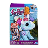 Hasbro FurReal Friends E7963EU4 furReal Topper, Mein Baby-Triceratops, interaktives Plüschtier,...