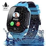 Jaybest Kinder Smartwatch,Wasserdichte Smart Watch fr Kinder,kids Smart Watch Phone mit LBS Tracker...