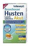 tetesept Bronchosan Husten Akut Lutschtabletten – Bei akutem, trockenem Erkältungshusten,...