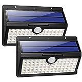 CHENJIA Solarleuchten im Freien, HETP-verbessert 78 LED-Solar-Bewegungssensor Sicherheitsleuchten...