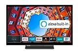 Toshiba 24WK3C63DA 24 Zoll Fernseher (HD ready, Smart TV, Prime Video / Netflix, Alexa Built-In,...