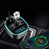 Bluetooth-Empfänger, Pinpoint Auto M3 Bluetooth Auto-Receiver, V5.0 Bluetooth Autoradio Adapter mit...