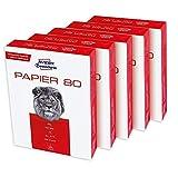 Avery Zweckform 2575 Drucker-/Kopierpapier (2.500 Blatt, 80 g/m², DIN A4 Papier, für alle Drucker)...