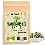 250 g Mariendistelkraut geschnitten Mariendistel-Tee Kräuter-Tee vom-Achterhof
