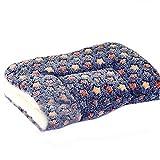YASE-king Winter Super Soft Pet Nest Pad, Sternenkarte warme Dicke Lammfell Decke, waterable,...