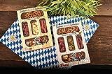 Salami Snack Selection Premium Set mit Olive 87 g und Käse 80 g