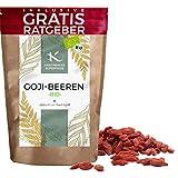BIO Goji Beeren getrocknet 900g   Premium Gojibeeren naturbelassen ungezuckert Krautberger Superfood...