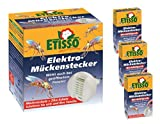 Elektro-Mückenstecker Sparset 1+3