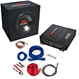 Renegade RBK550XL 2-Wege Auto-Lautsprecher (2-Wege, 550 W)