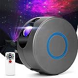 Nigecue LED Sternenhimmel Projektor mit Fernbedienung, 15 Modi Nachtlicht Sterne Projektor mit...