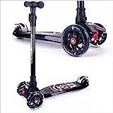 BAYTTER Kinderscooter Dreirad mit verstellbarem Lenker Kinderroller Roller Scooter für Kinder ab 3...