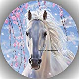 Premium Esspapier Tortenaufleger Pferd / Pferde AMA 14