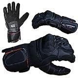 Winter Motorradhandschuhe Winter Racing Motorrad Handschuhe PROANTI Gren S-XXL